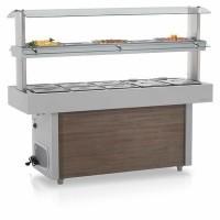 Mesa Térmica / Refrigerada Linha Buffet Self-Serv...